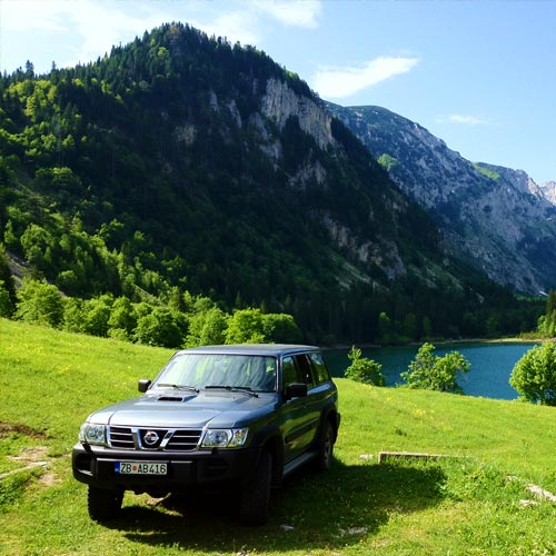 Jeep Safari In Montenegro