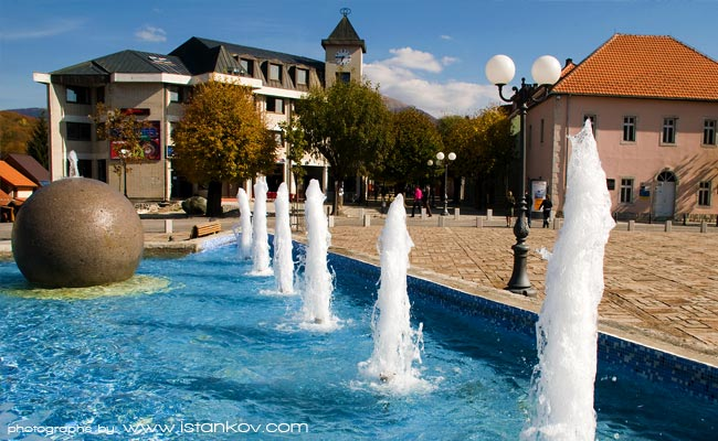 Kolasin downtown