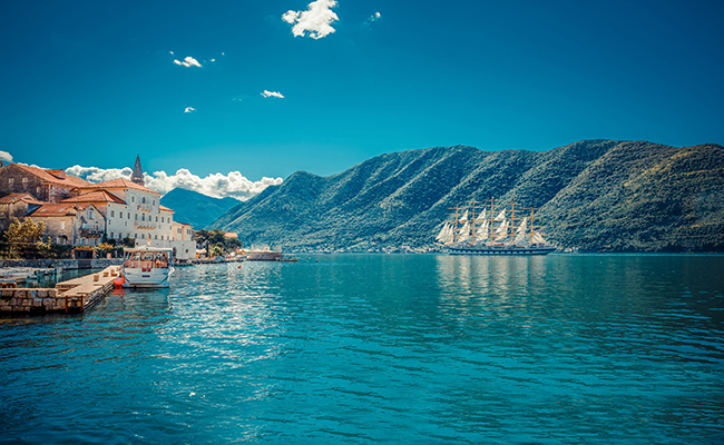 Porto Montenegro and Perast in one day