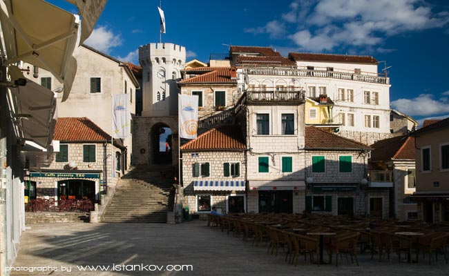 Downtown Herceg Novi
