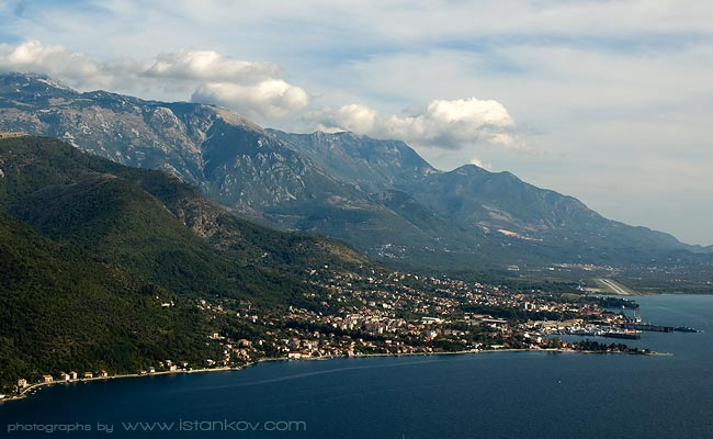 Panorama of Tivat